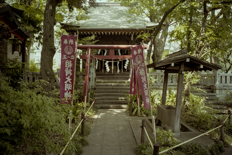 Jiyugaoka Shrine