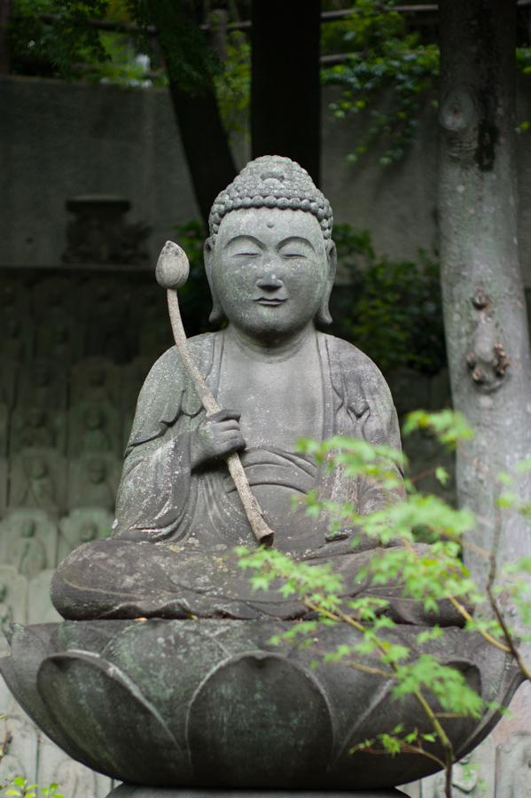 Buddha in Meguro