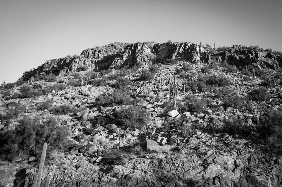 Camelback Mountain in Scottsdale Arizona