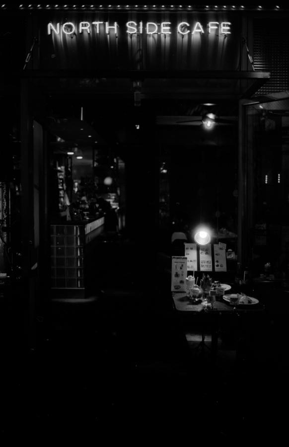 Shimokitazawa shot on Acros 100 with a Leica M6J