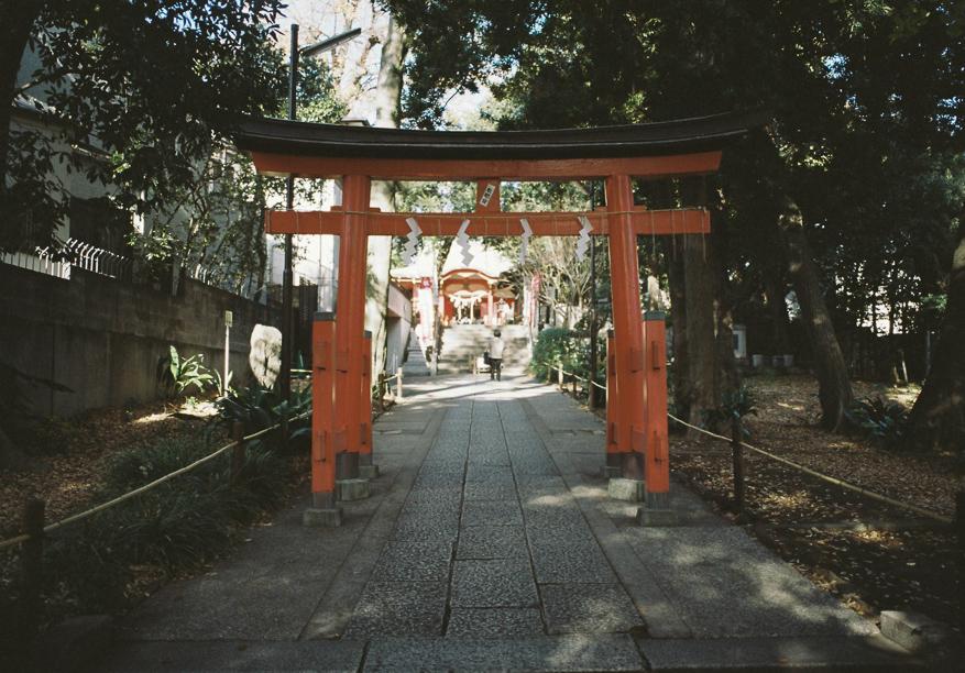 Jiyugaoka Temple