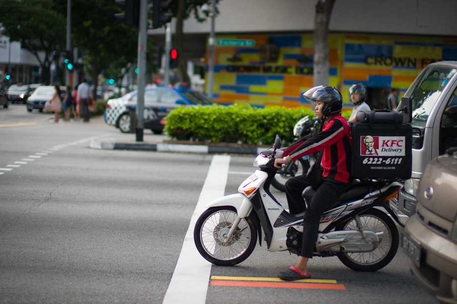 KFC in Singapore