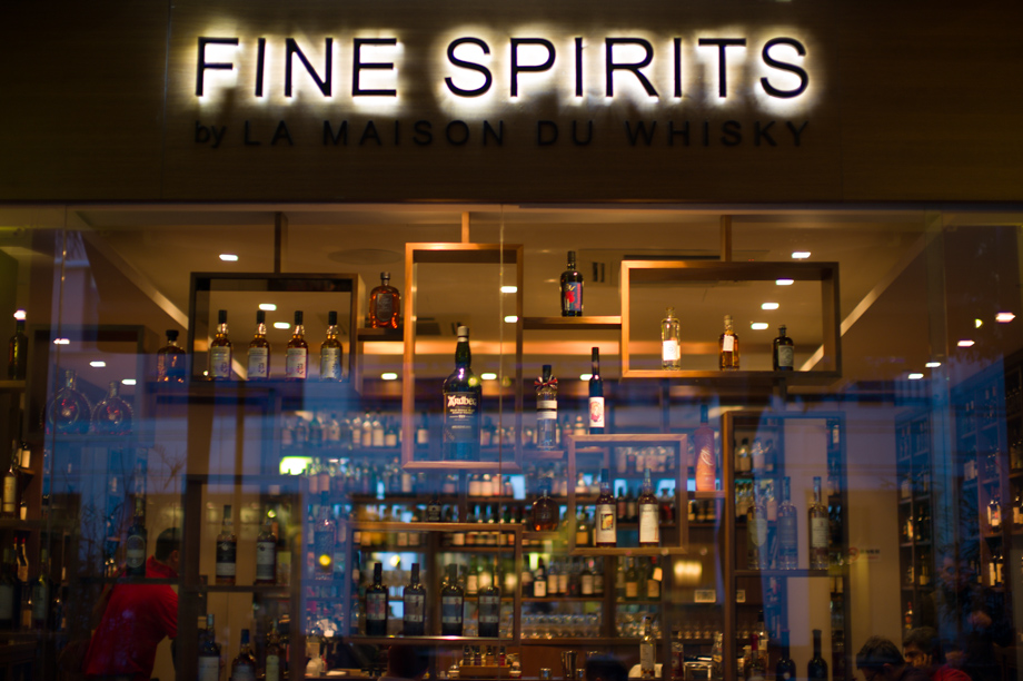 Fine Spirits by La Maison du Whisky