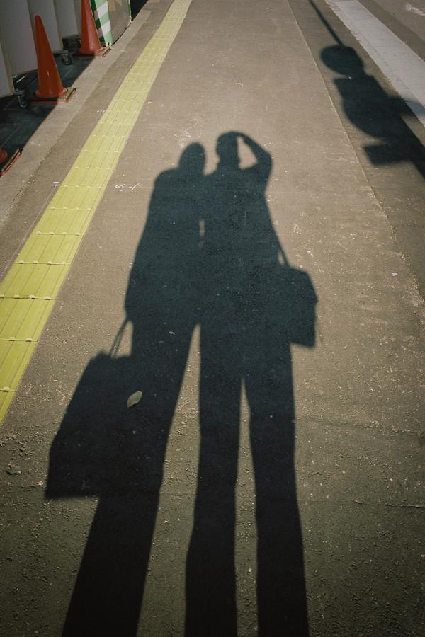 Mayumi and Dave
