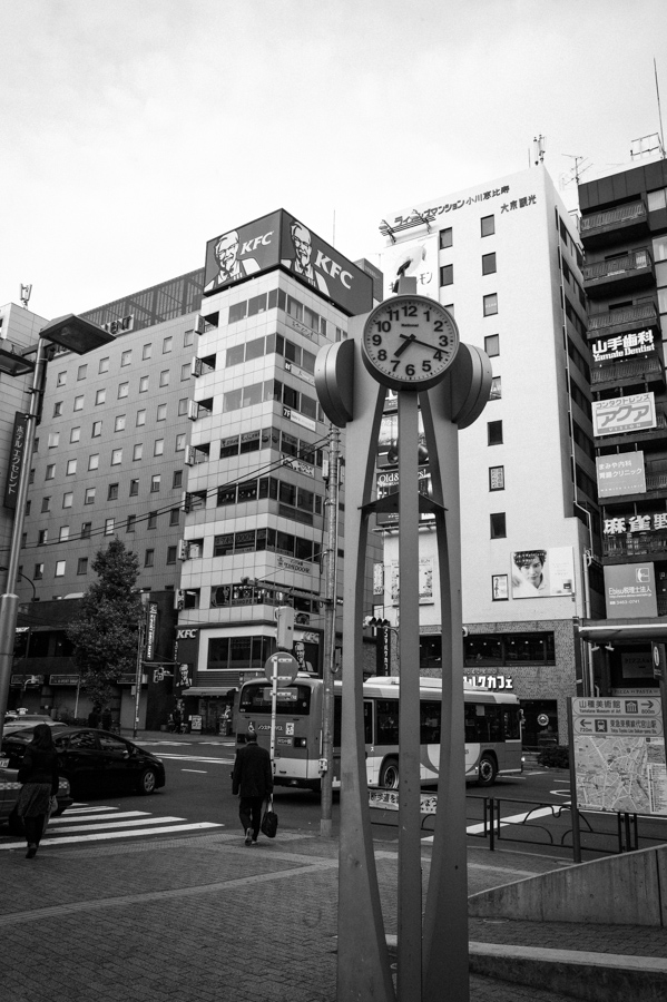 Around Ebisu Station