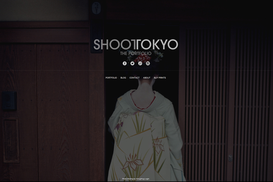 ShootTokyo Portfolio and Print Shop