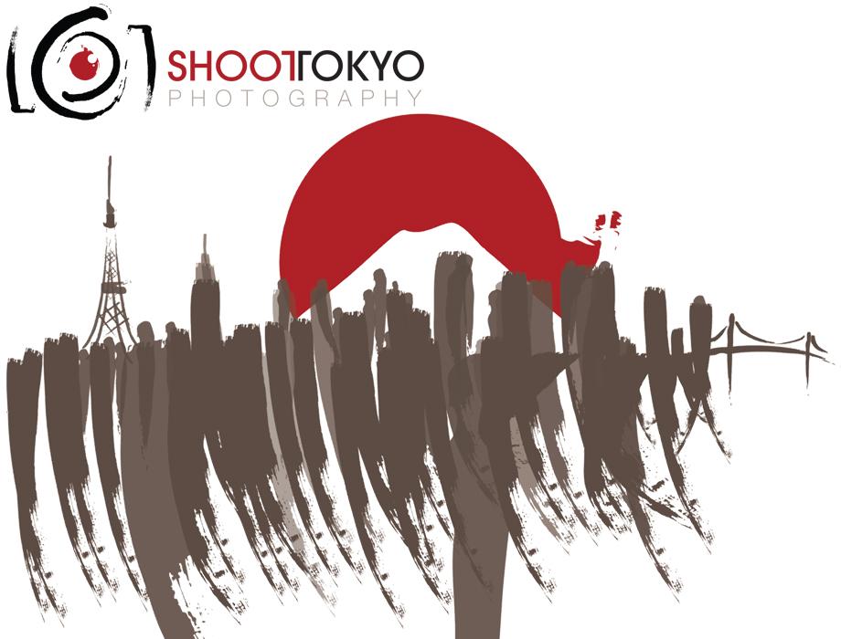 My 1st ShootTokyo Logo
