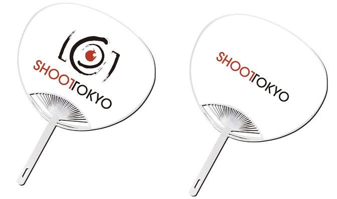 ShootTokyo Uchiwa