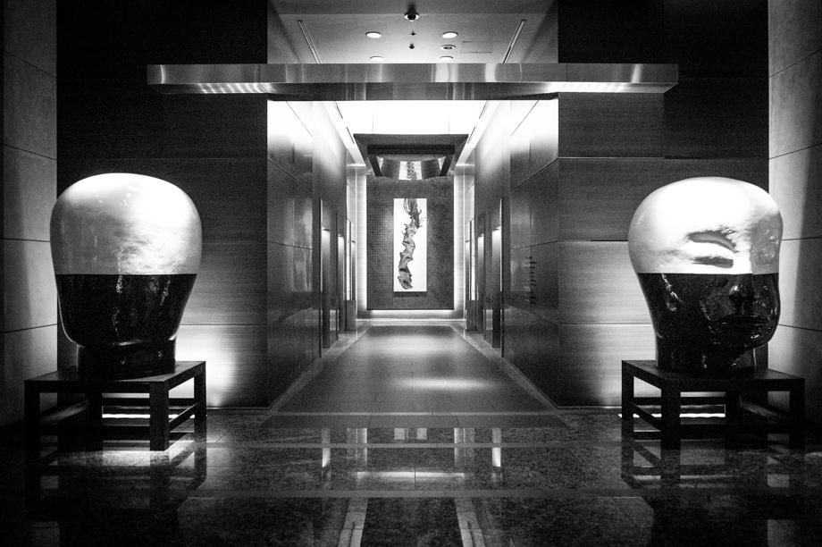 The Grand Hyatt Roppongi