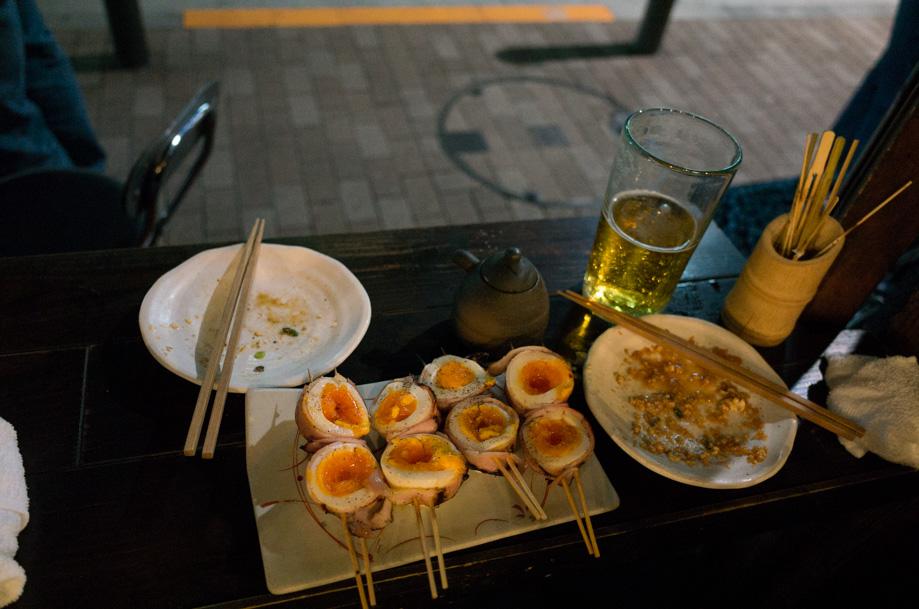 Jou Mon Yakitori in Roppongi