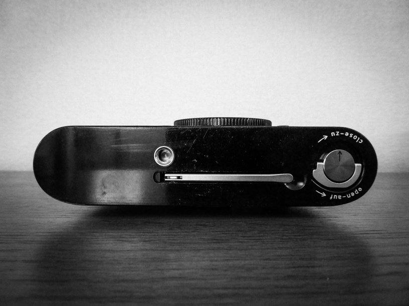 Leica MP-3 Black Paint LHSA Special Edition