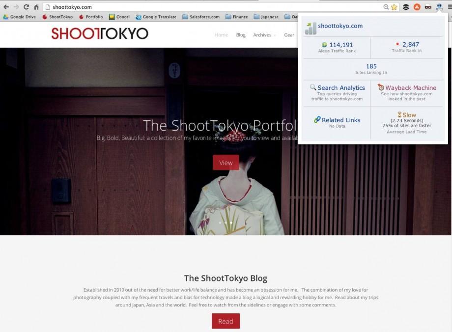 ShootTokyo Alexa