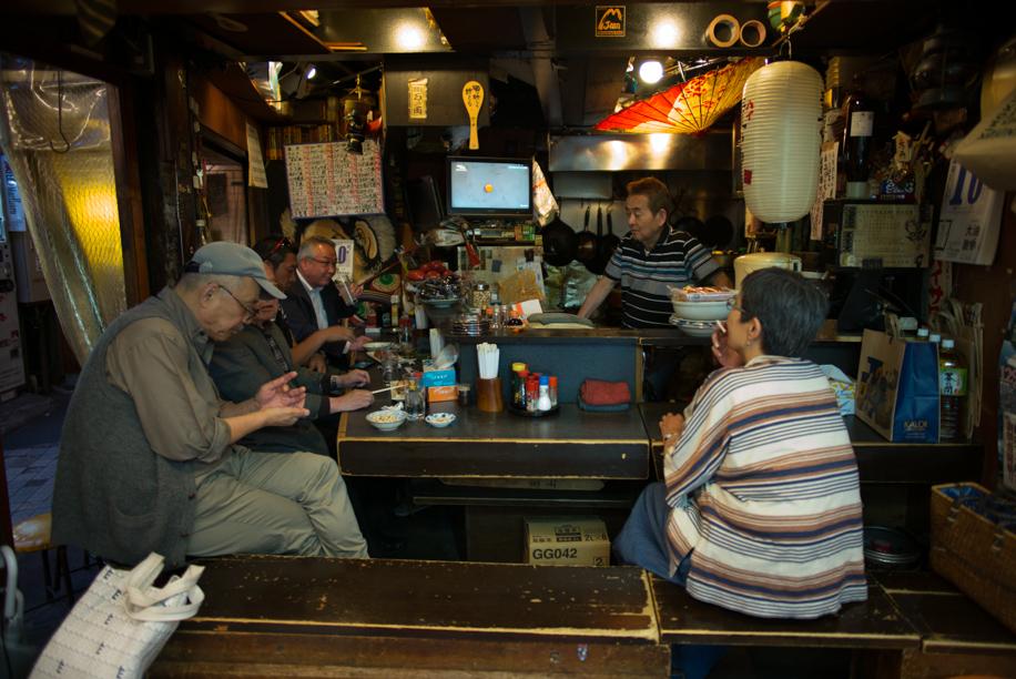 Kichijoji's Harmonica Yokocho