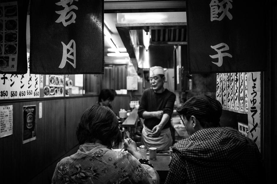 Shinjuku's Yakitori Alley