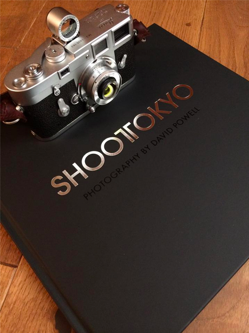 ShootTokyo: The Book