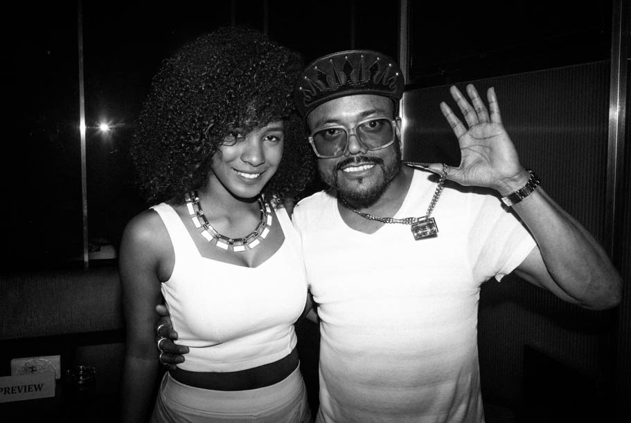 Apl.de.ap and Jessica Reynoso