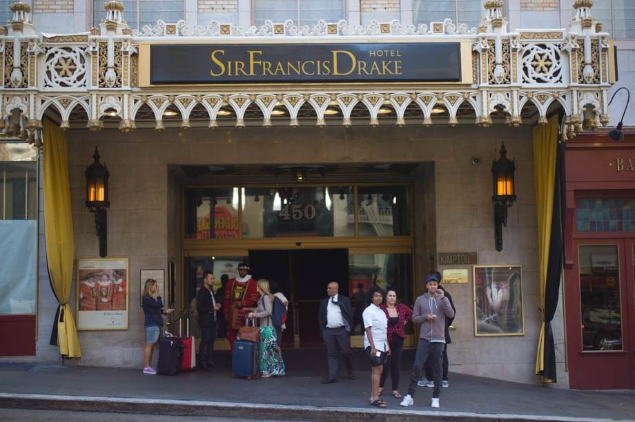Drake Hotel San Francisco