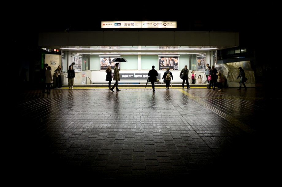 Dark Shibuya