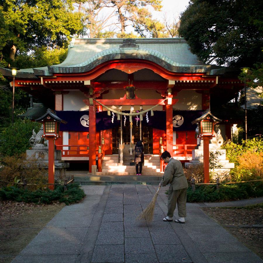 Jiyugaoka Shrime