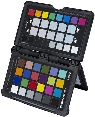X-Rite Color Checker passport
