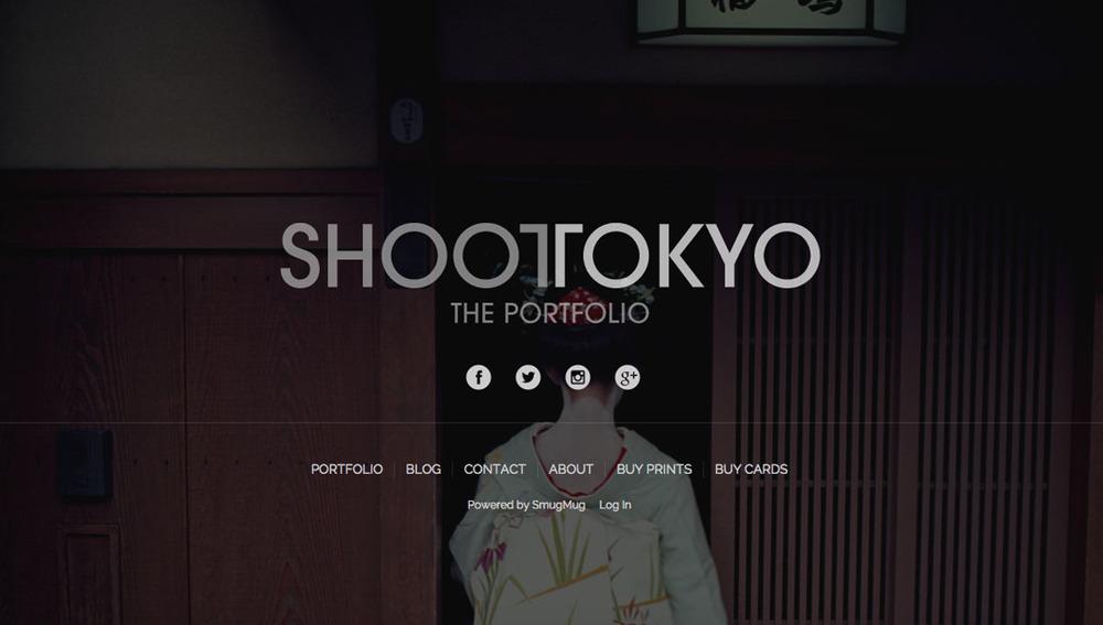 The ShootTokyo Portfolio