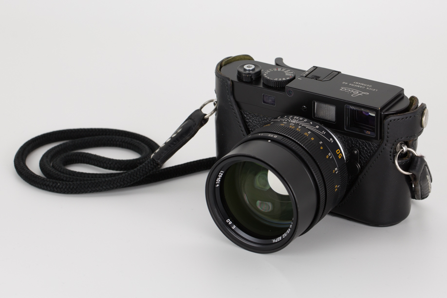 Leica M9-P with a Noctilux 50mm f/0.95