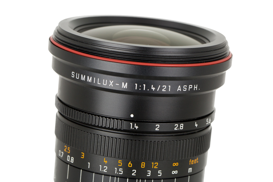 Leica Summilux 21m f/1.4