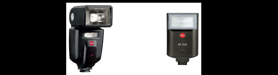 Leica Flashes