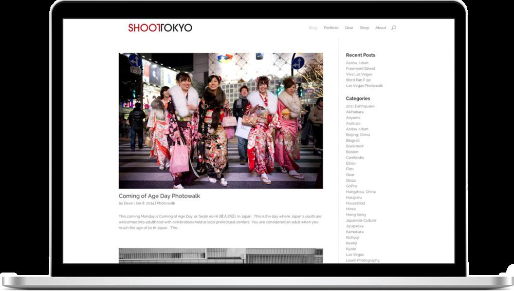 ShootTokyo Blog