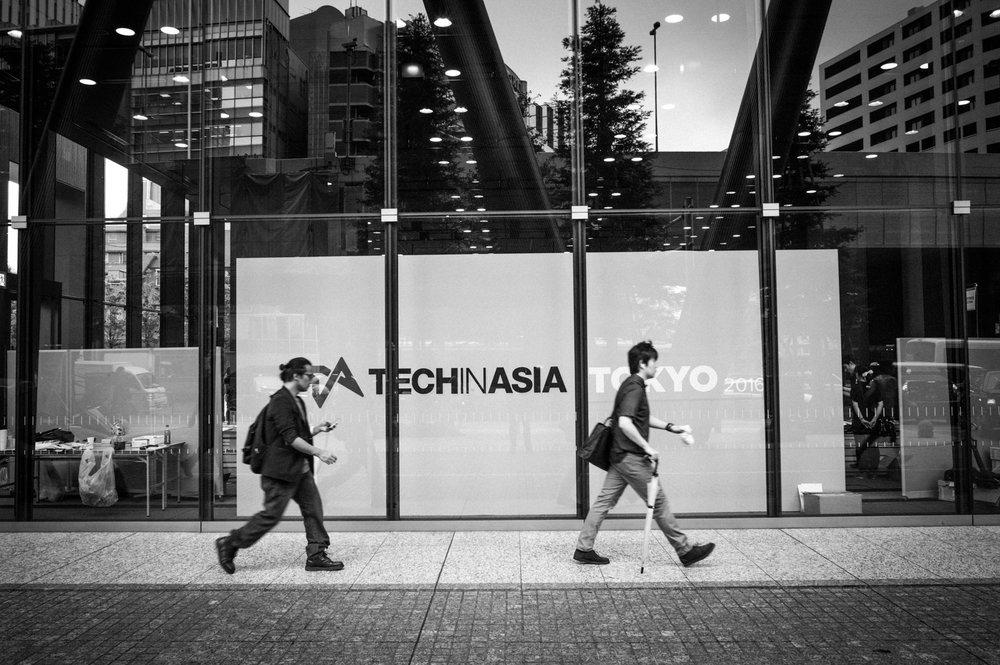 Tech In Asia Tokyo