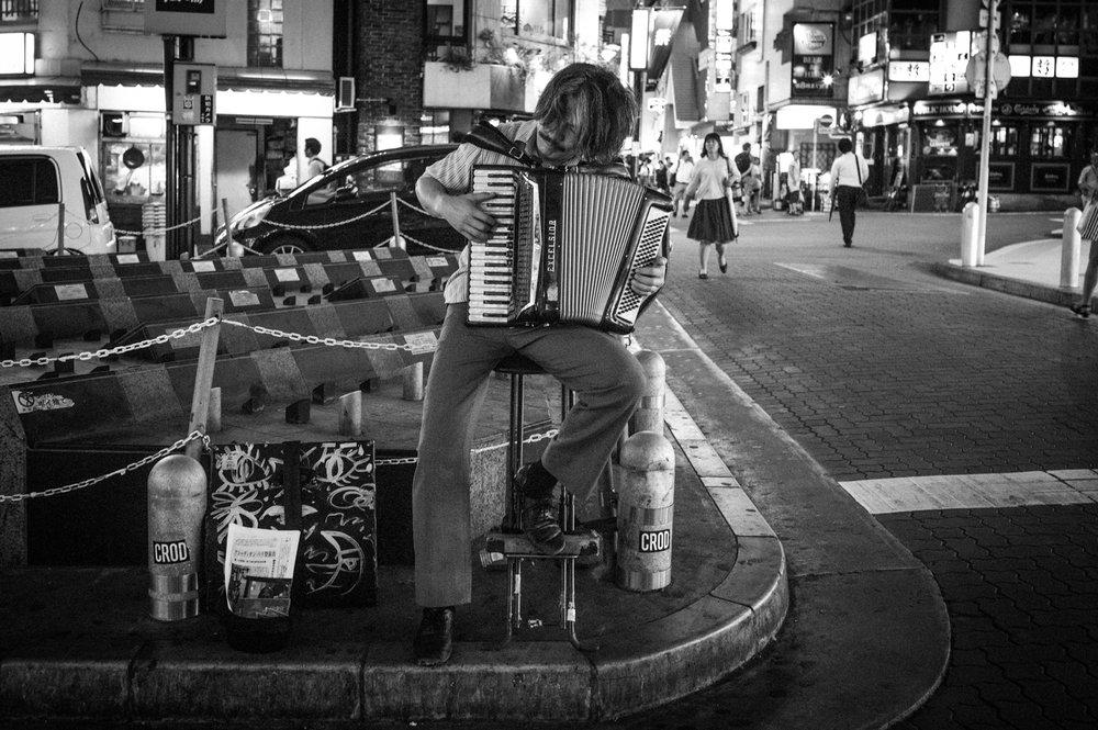 Shibuya Musician