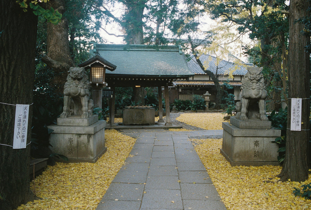 Okazawa Shrine