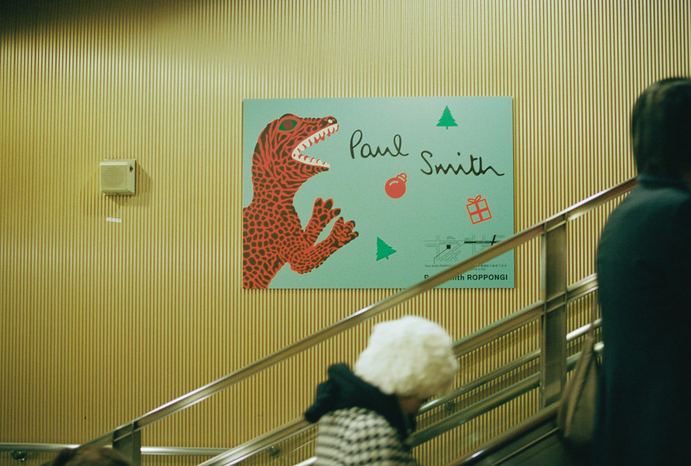Paul Smith Tokyo