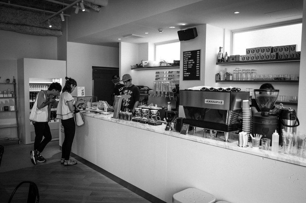Alpha Beta Coffee