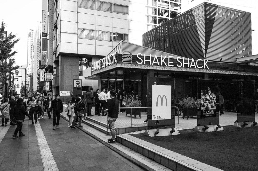 Shake Shack Roppongi