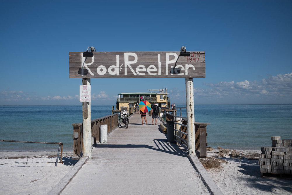 Rod & Reel Pier Anna Maria Island