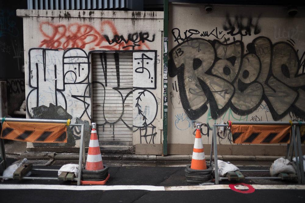 Shibuya Graffiti