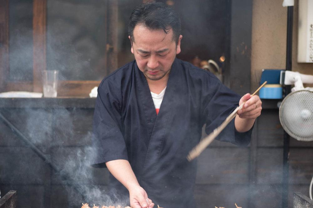 Nakameguro Yakitori