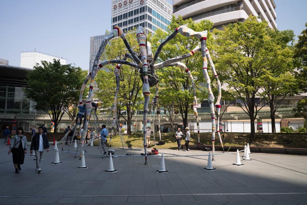 Roppongi Hills Spider