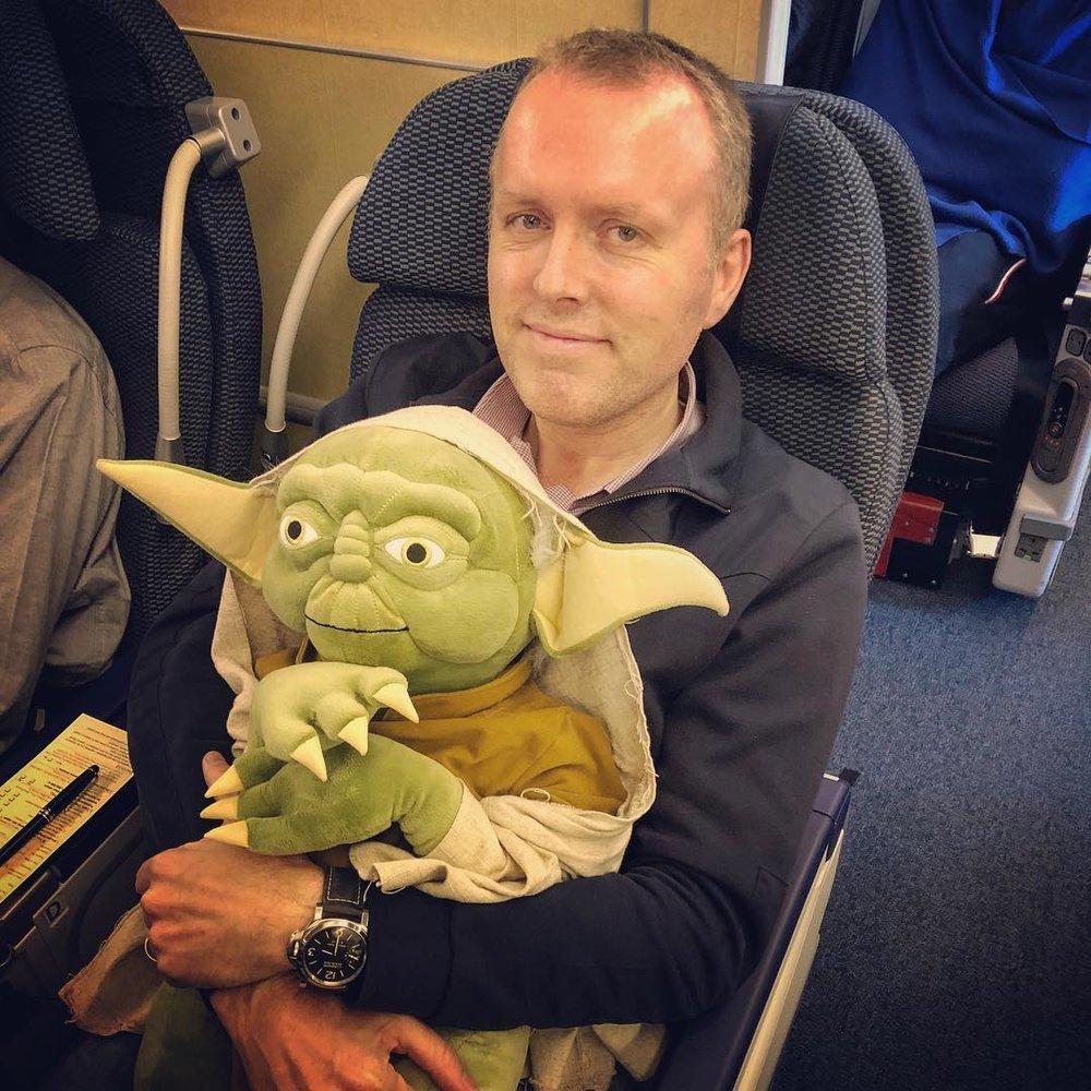 Yoda and Son