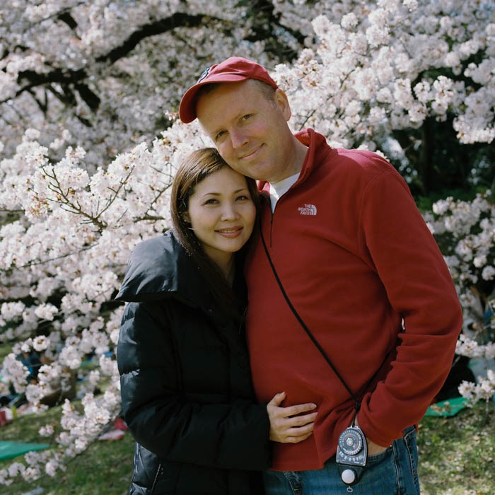 Dave and Mayumi