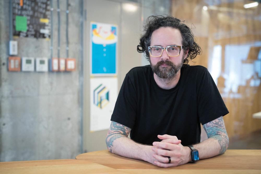 Sean Bonner at Safecast