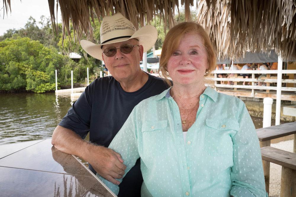 Dan and Maureen Powell