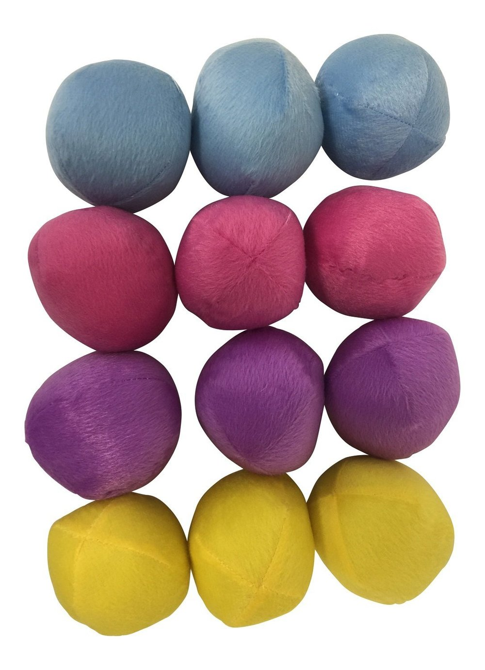 Plush Squeaky Balls for Dogs or Cats