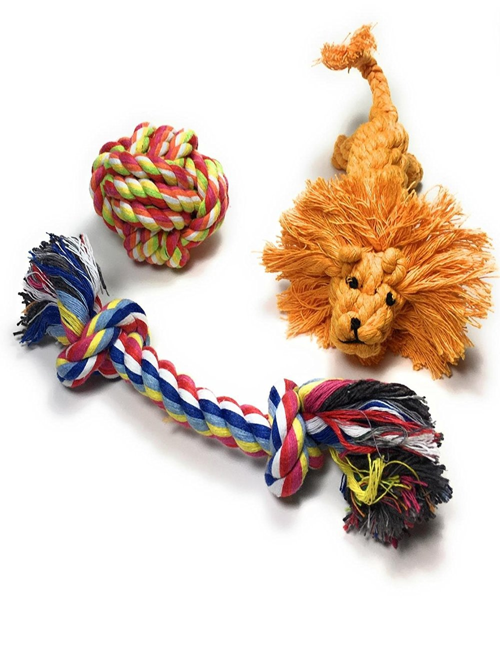 Ropeez Dog Rope Chew Toy