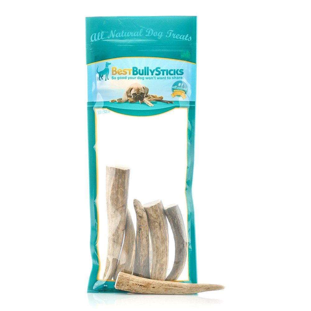 USA Natural Antler Dog Chews by Best Bully Sticks