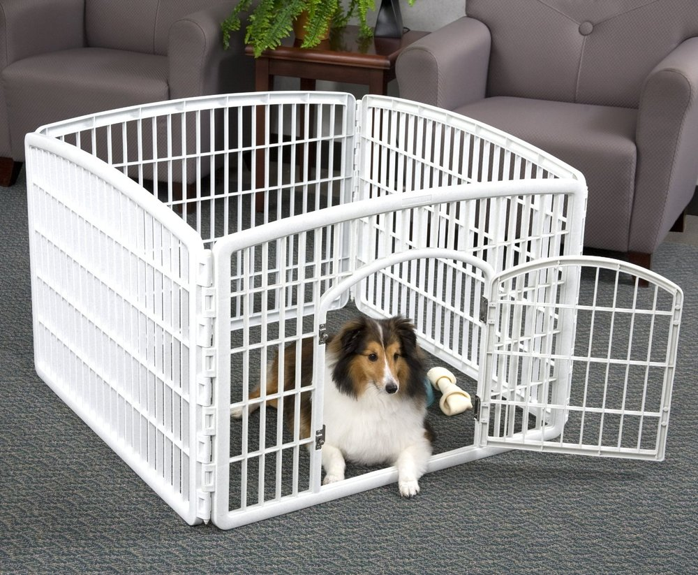 IRIS 24'' Pet Playpen 2 Panel Add-On