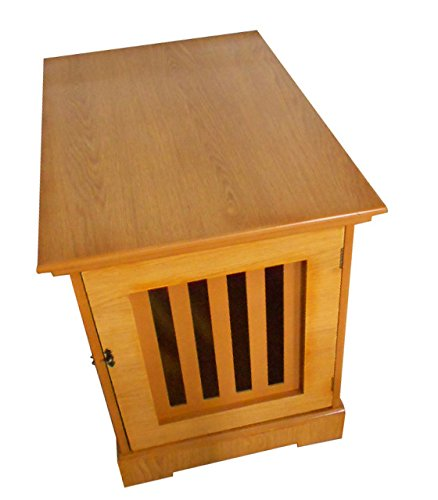 Pet Hup Hup Crate Table For Dog's Cat's Comfort Chest End Table