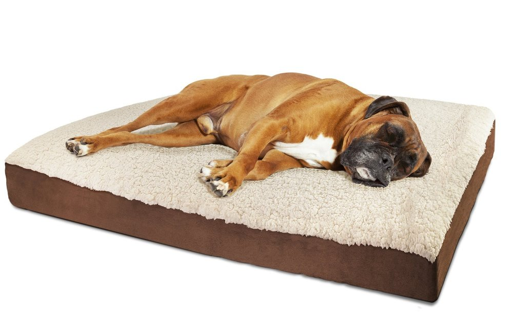 OxGord Orthopedic Pet Bed Foam-Mattress for Dogs