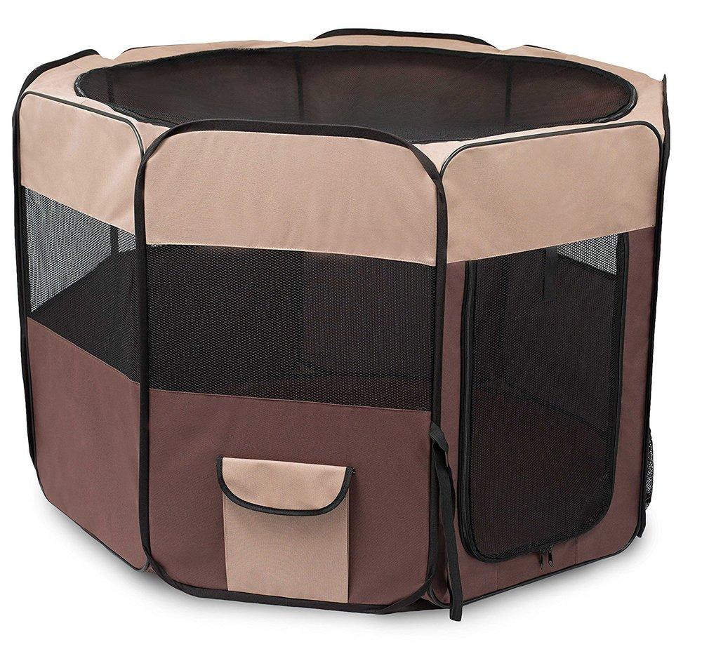 Internet's Best Soft-Sided Dog Enclosure